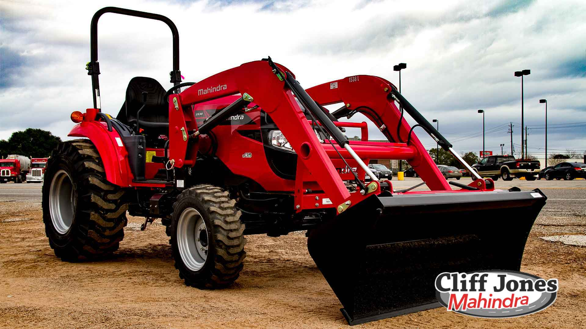 Cliff Jones Tractor In Sealy, Texas | Why The Mahindra 1538